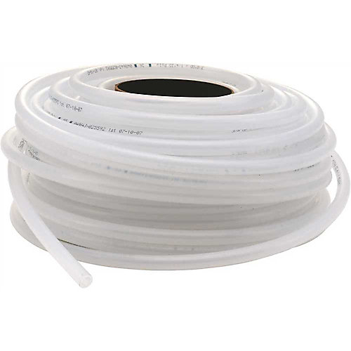 Poly Tubing 1/4 In. Id X 3/8 In. Od, 100 Ft.