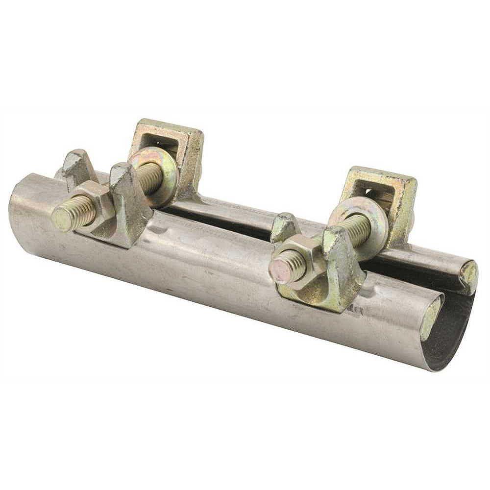 Proplus Pipe Repair Clamp Bolt, 1/2 inch X 6 inch