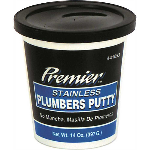 Stainless Plumbers Putty 14 Oz