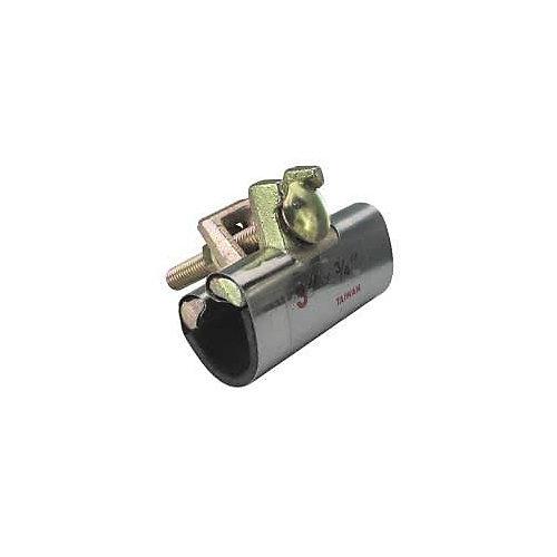 Pipe Repair Clamp, 1 Bolt, 1 inch X 3 inch