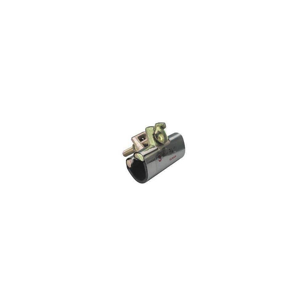 Proplus Pipe Repair Clamp, 1 Bolt, 1-1/4 inch X 3 inch