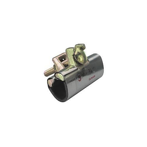 Pipe Repair Clamp, 1 Bolt, 2 inch X 3 inch
