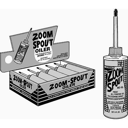 Zoom Spout Turbine Oil