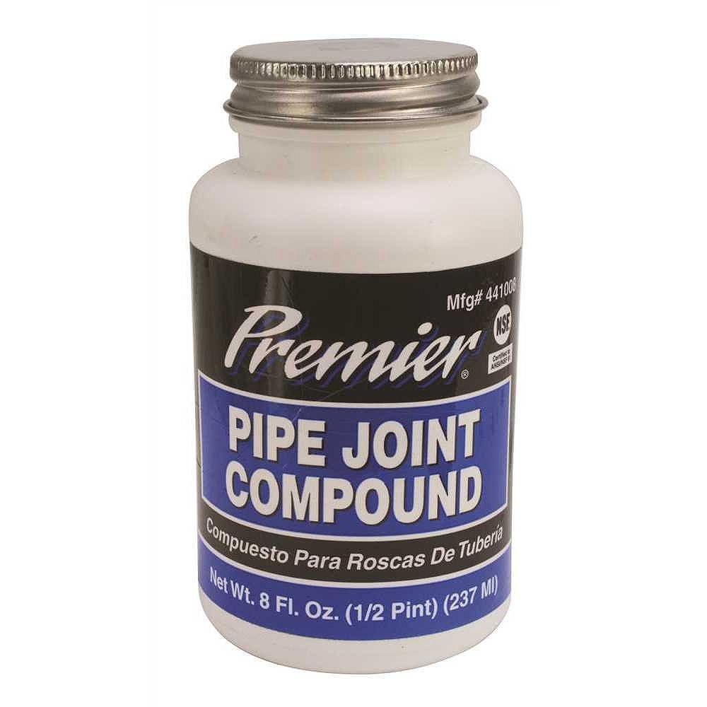 PREMIER Pipe Joint Compound, 8 Oz. Bottle