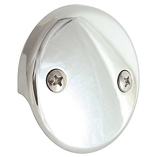 Proplus Bath Drain Face Plate Two Hole