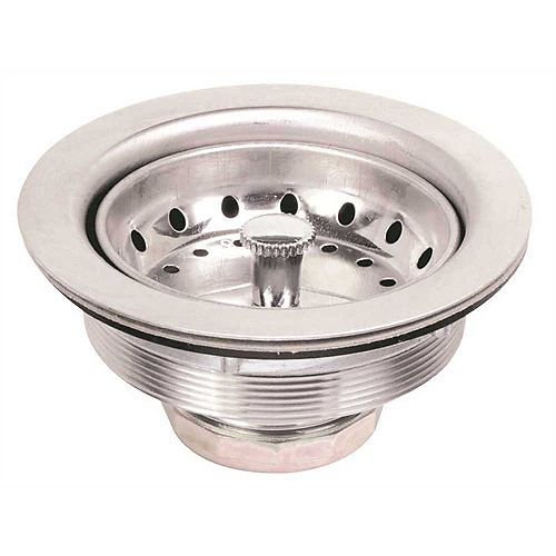 Sink Strainer Stainless Steel Bagged