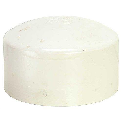 PVC SLIP CAP, 1-1/2 IN.