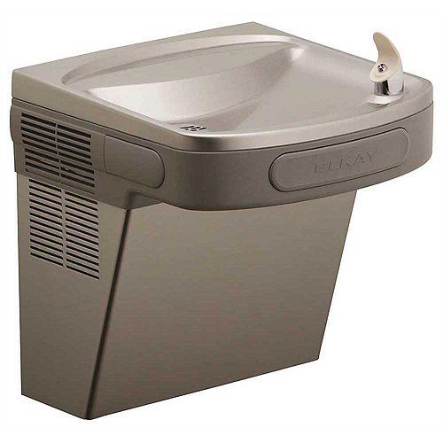 Elkay Refroidisseur d'eau mural Elkay, accès pour fauteuil roulant, barres avant et latérales, 8 gal / h, 18-3 / 8 X 19 X 19-13 / 16 po, granit gris clair