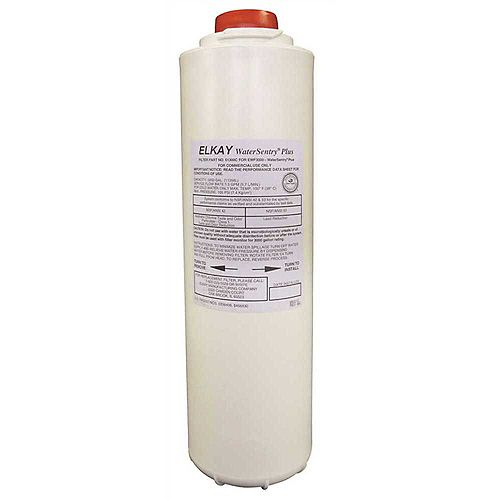 Elkay Elkay Water Filter For Elkay Water Sentry Plus Ezh20 - 12 Pack
