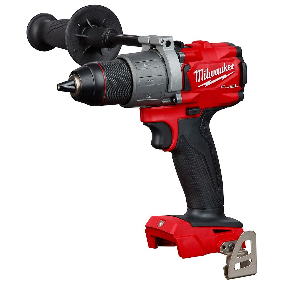 Milwaukee Tool M18 FUEL 18V Lithium-Ion Brushless Cordless 1/2-inch Hammer Drill/Driver (Tool Only)