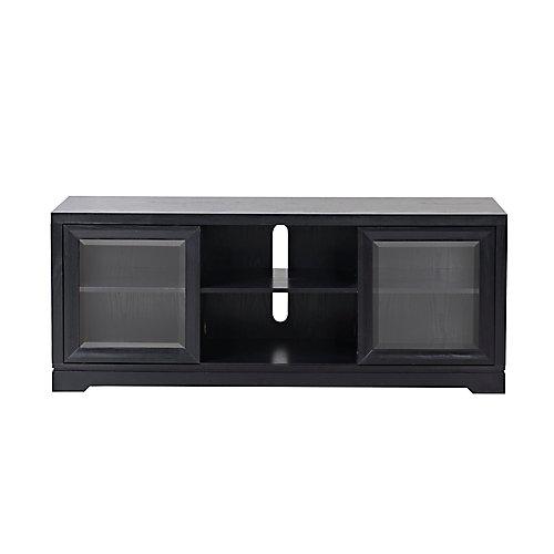 59-inch 2-sliding Door TV stand