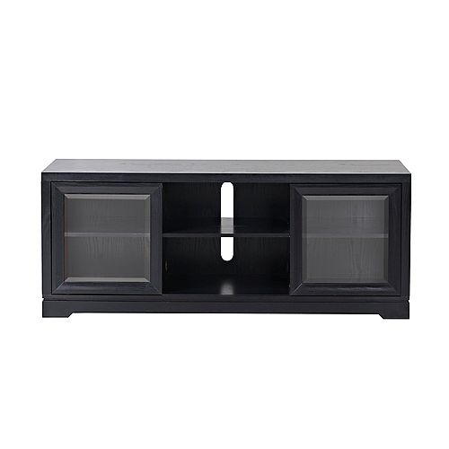 59-inch 2-sliding Door TV stand