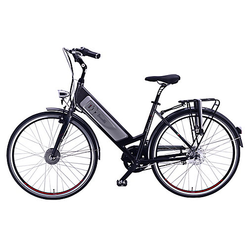 Classica LX 26-inch Black Electric Bike