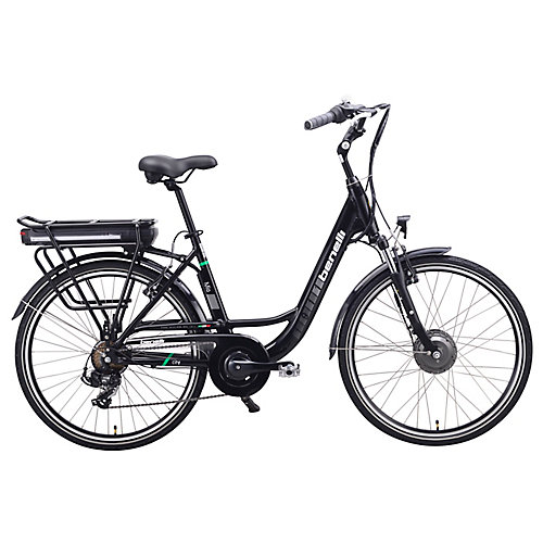 Mio 26-inch Black Electric Bike