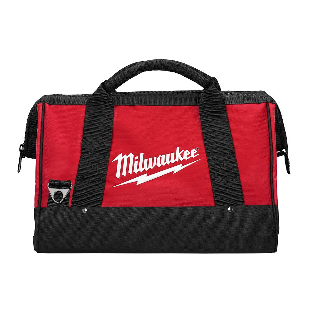 Milwaukee Tool 17-inch Soft-Sided Contractor Tool Storage Bag