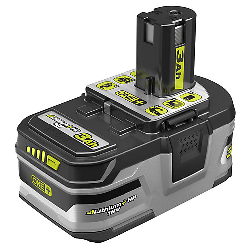 18V ONE+ Lithium-Ion LITHIUM+ HP 3.0 Ah High Capacity Battery