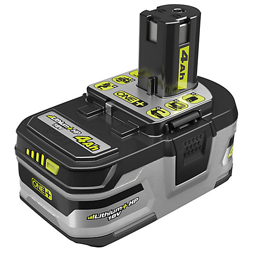 18V ONE+ Lithium-Ion LITHIUM+ HP 4.0 Ah High Capacity Battery