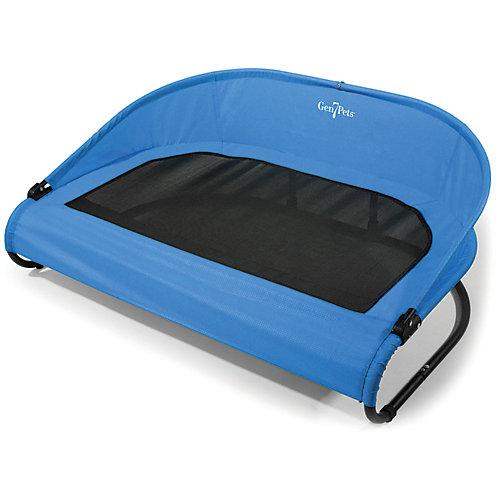Lit pour animal domestique Cool-Air Cot, 76 cm (30 po) - Bleu