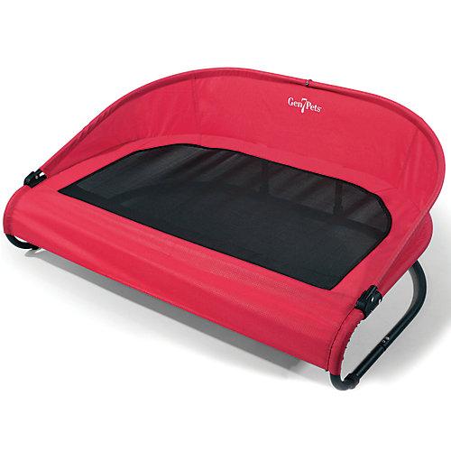 Lit pour animal domestique Cool-Air Cot, 76 cm (30 po) - Rouge
