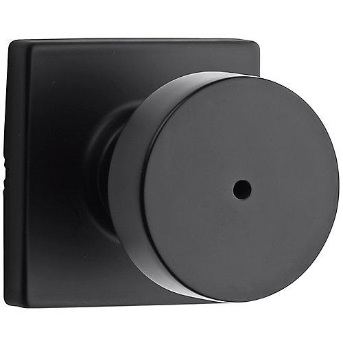 Cambie Privacy Knob in Black