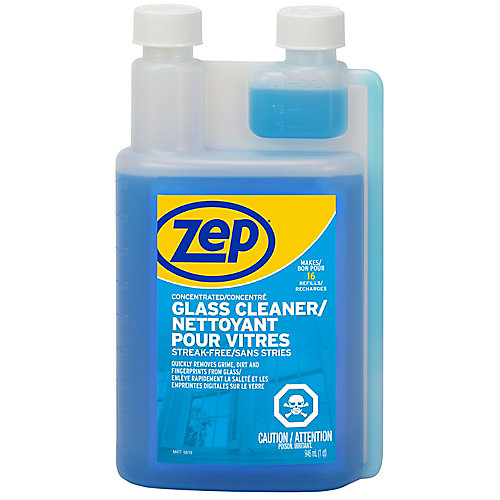 Streak-Free Glass Cleaner Concentrate