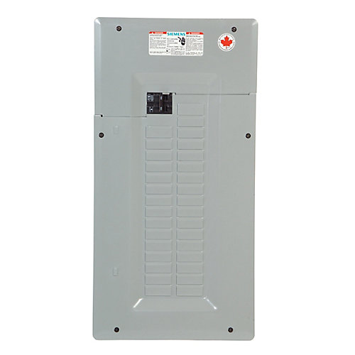 Service Entrance Loadcentre 100A with Main Breaker 32 Circuits Expandable to 64