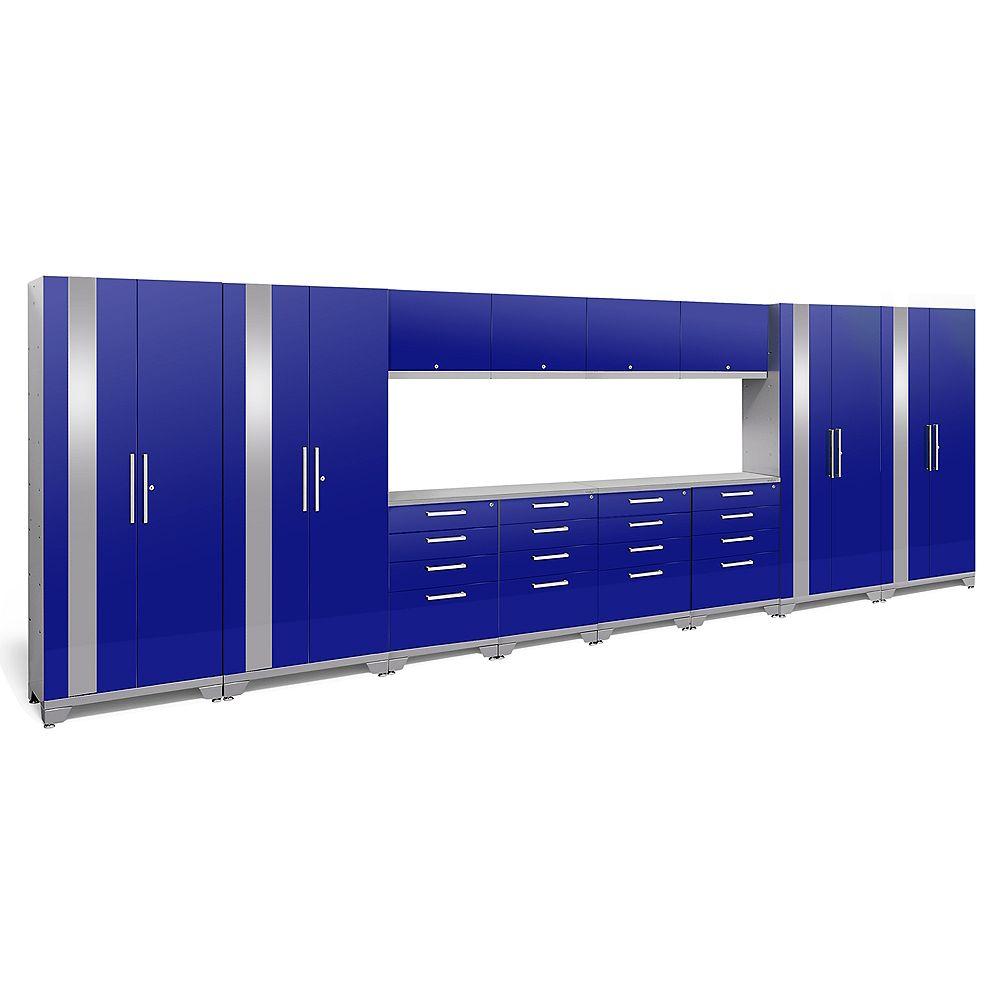 NewAge Products Inc. Performance 2.0 Blue 14-Piece Set