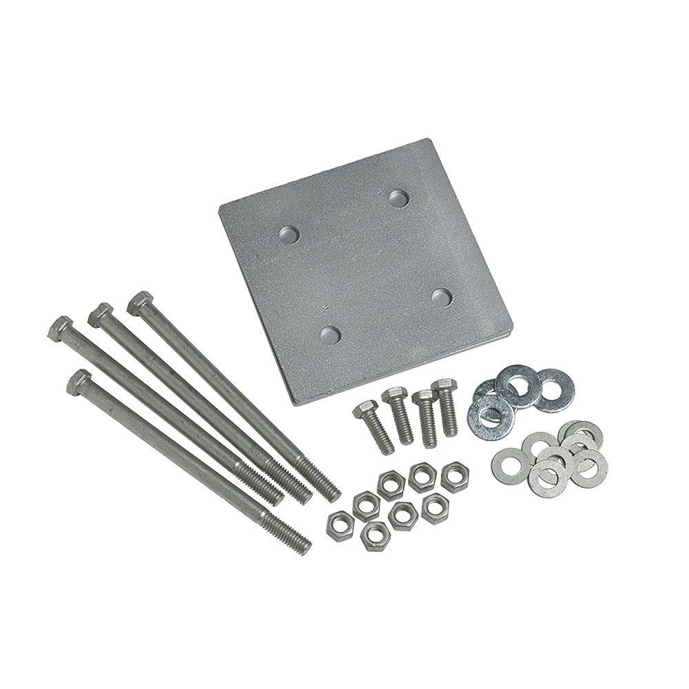 HDG Deck Mount Hardware Kit