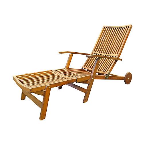 Chaise Lounge Deck Chair