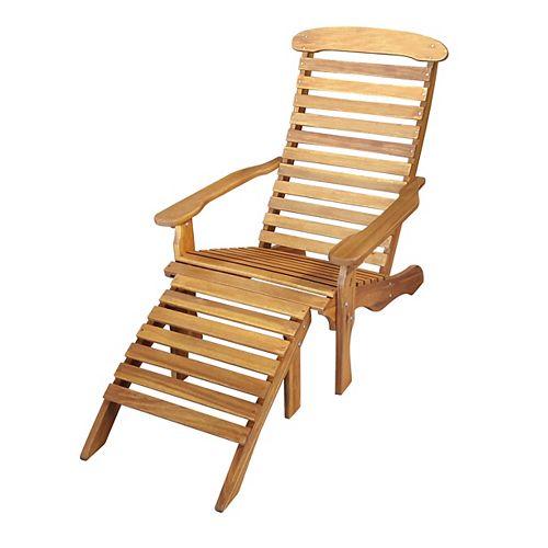 Novo 2-Piece Deck Chair