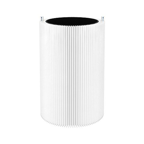 Blue Pure 411 Replacement Filter, Particle and Activated Carbon, Fits Blue Pure 411
