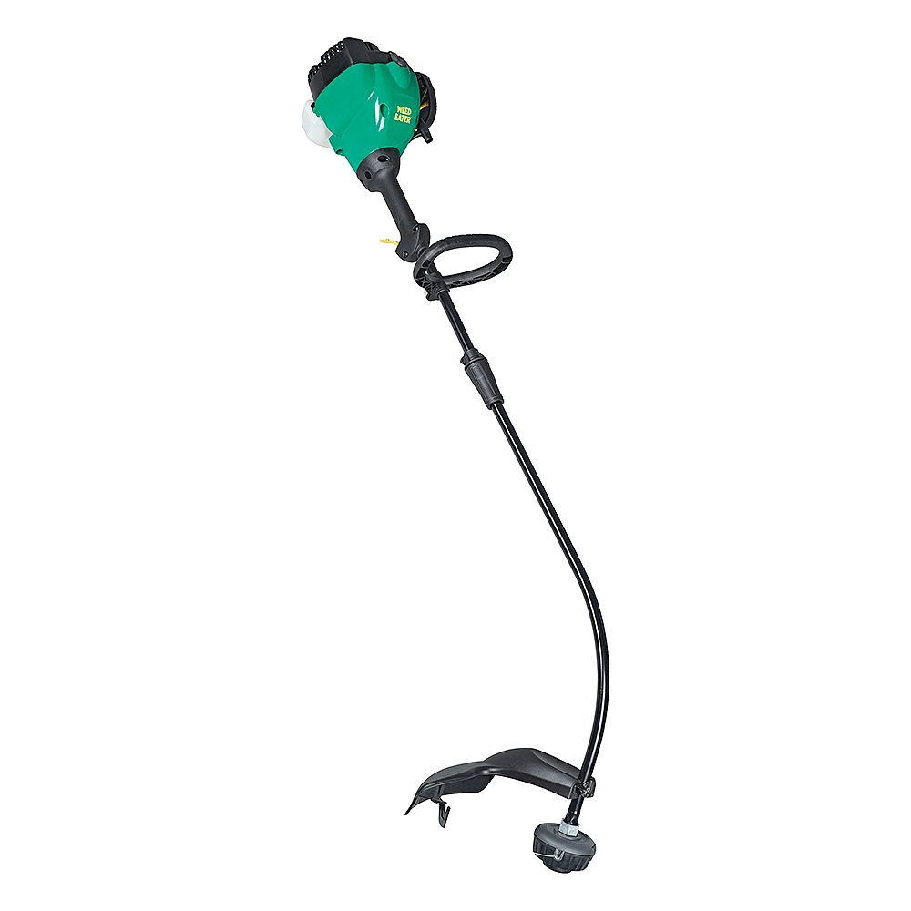 Weed Eater 25cc Curved Shaft 2-Cycle Gas String Trimmer, W25CBK