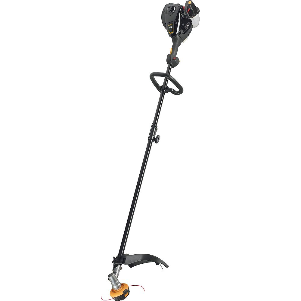 Poulan Pro 25cc Straight Shaft 2-Cycle Gas String Trimmer, PR25SD
