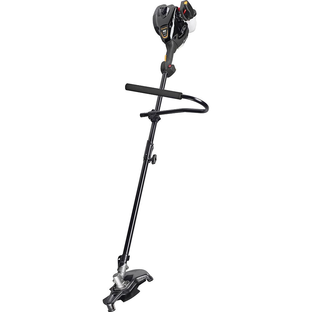 Poulan Pro 25cc Straight Shaft 2-Cycle Brush Cutter/Trimmer, PR25BC