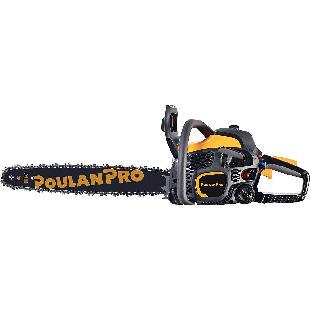 Poulan Pro 50cc 20 inch Gas Chainsaw, PR5020