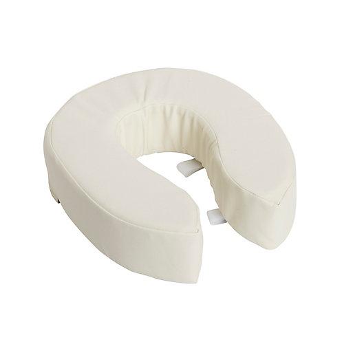 2 inch Vinyl Foam Toilet Seat Cushion