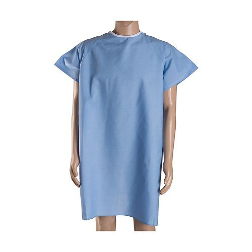 Convalescent Gowns with Back Tape Ties