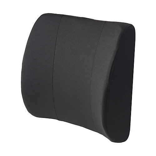 Relax-a-Bac Lumbar Back Support Cushion with Strap
