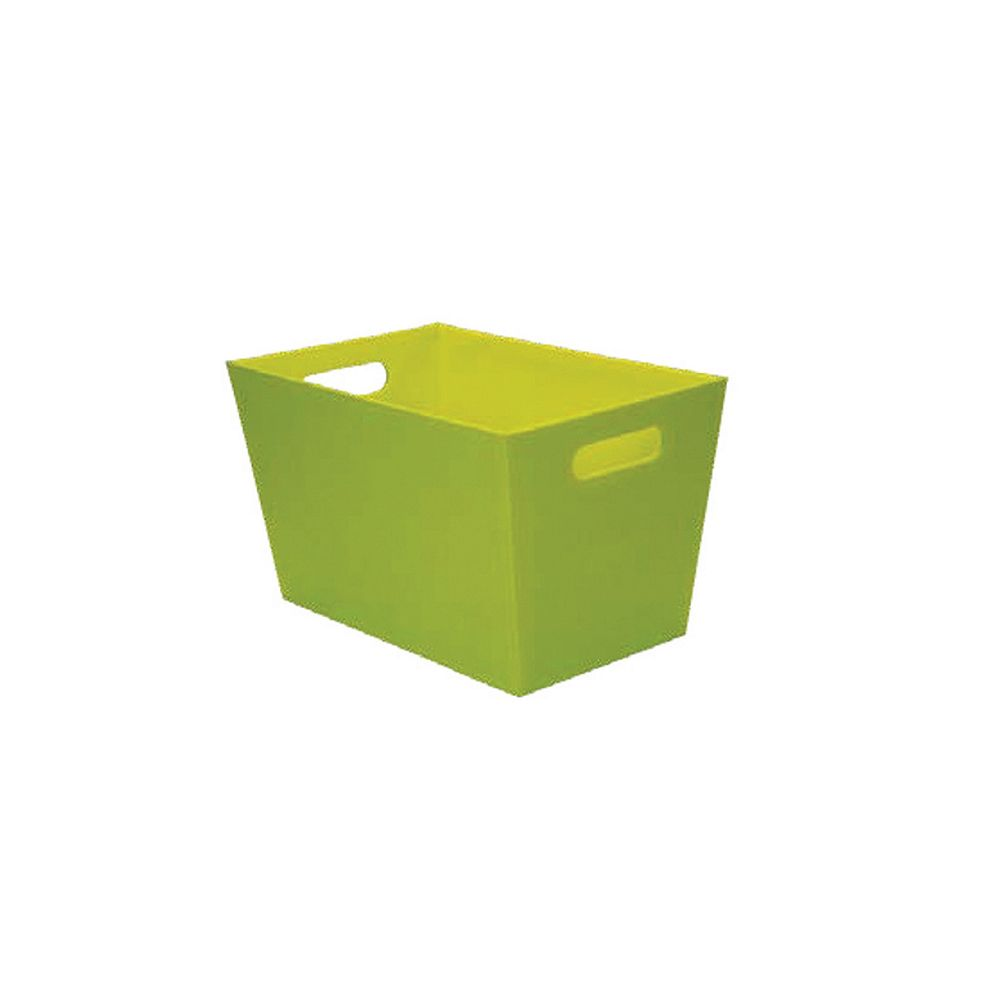Counseltron 15-inch Tapered Tote, Green