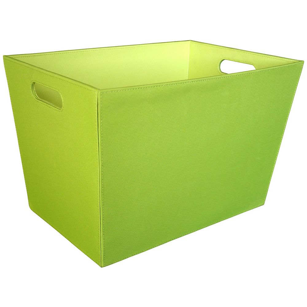 Counseltron 18-inch Tapered Tote, Green