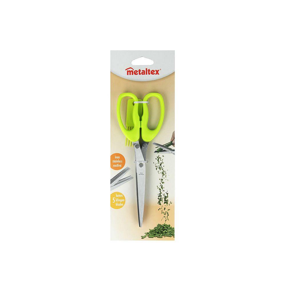 Metaltex Herb Scissors