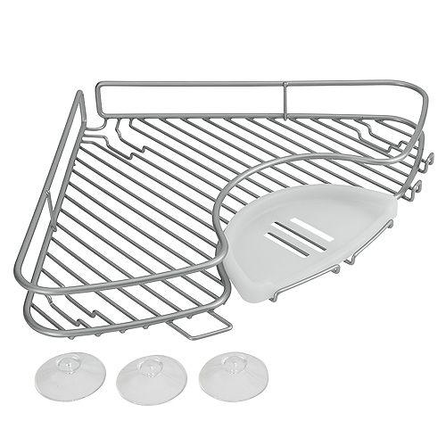 Bathtub Corner Shelf