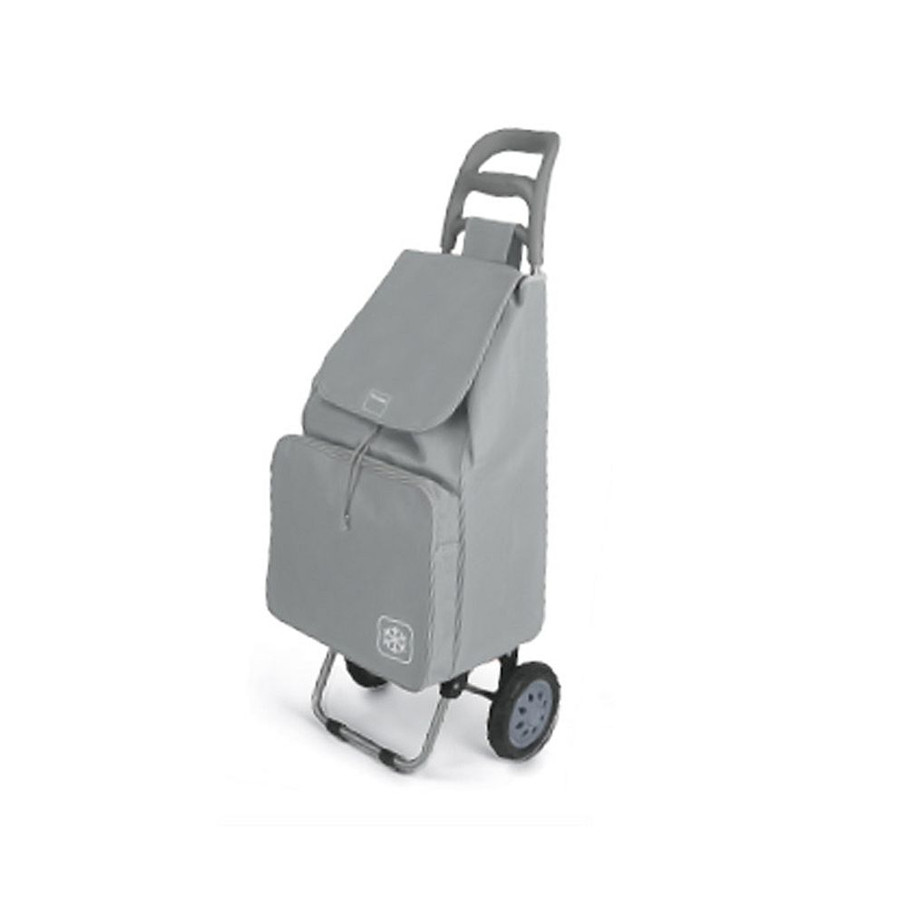 Metaltex Krokus Shopping Trolley With Insulated Portable Bag