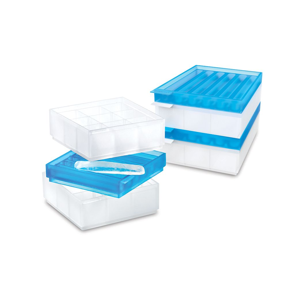 Siliconezone Silicone Cubes N' Tubes