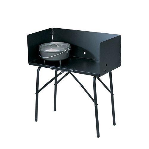 Lodge Table De Cuisine En Plein Air