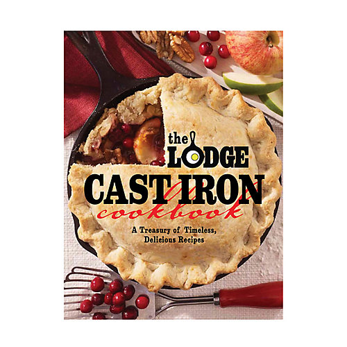 Cast Iron Cookbook: A Treasury Of Timeless, Delicious Recipes