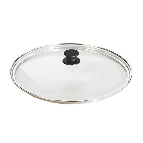 15 inch  Tempered Glass Lid