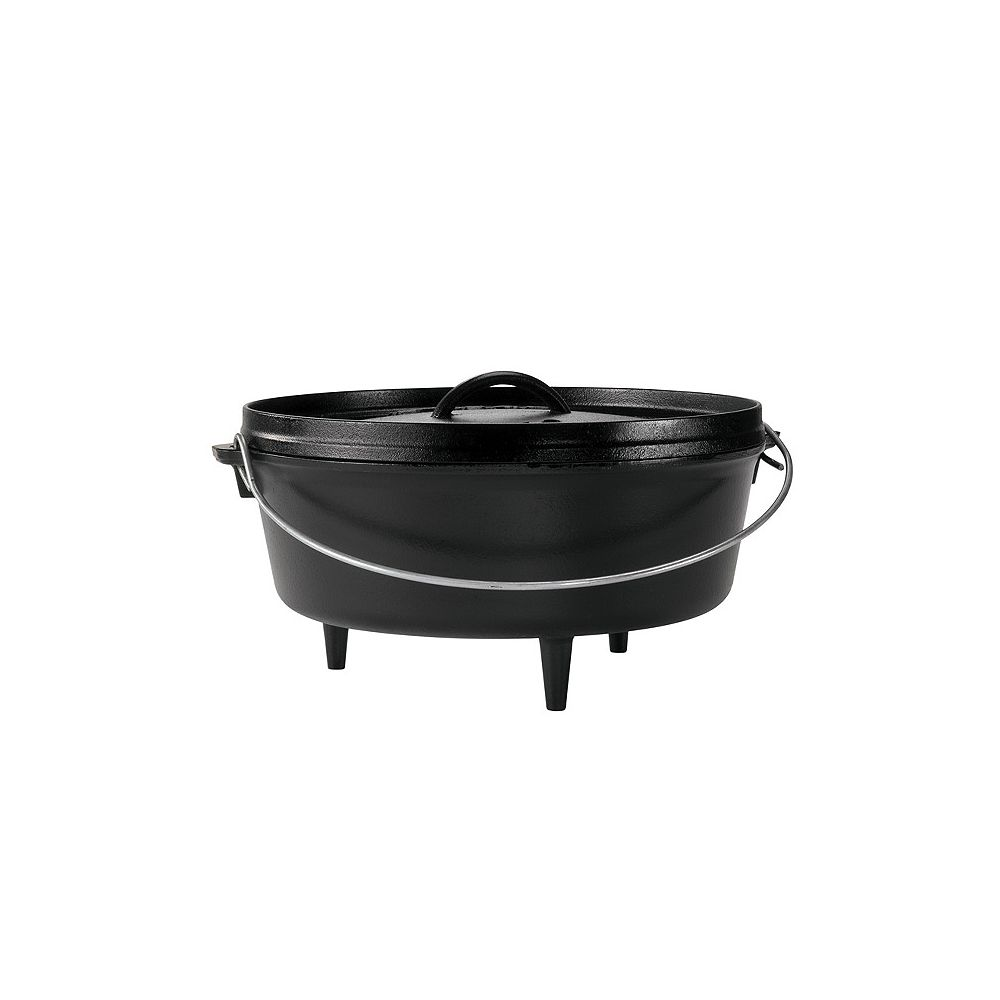 Lodge 6 Qt Deep Camp Dutch Oven