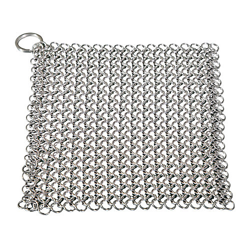7-inch x 7-inch Chainmail Scrubber
