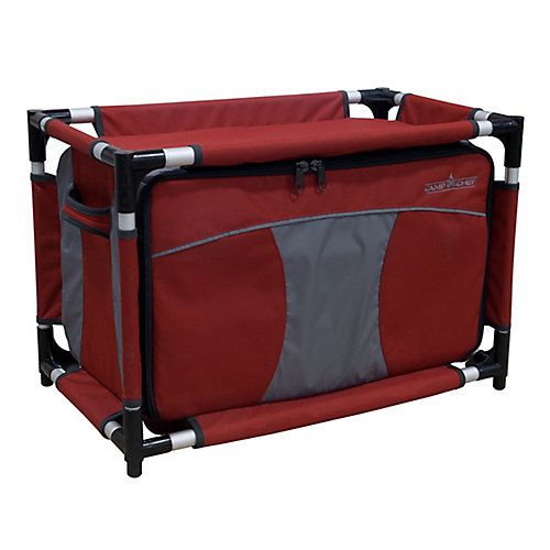 Mountain Series Sherpa Table and Organizer